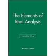 The Elements of Real Analysis by Robert G. Bartle