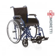 MCP120 Prima - Carucior pliabil transport pacienti, antrenare manuala - 150 Kg