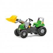 Rolly Junior pedálos markolós traktor
