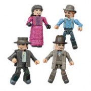 Back to the Future 30th Anniversary Minimates 1885 Box Set