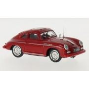Porsche 356 Coupe Carrera, rojo, 1952, Modelo de Auto, modello completo, Brumm 1:43