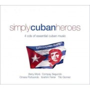 Artisti Diversi - Cuban Greats / Legends (0698458246820) (4 CD)