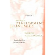 Readings in Development Economics by Pranab Bardhan