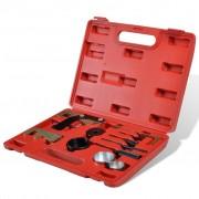 vidaXL Инструменти за смяна на ангренажен ремък Opel Renault Nissan и др