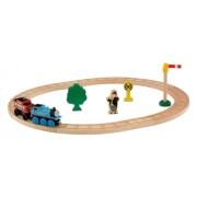Mattel Trenino Thomas Fisher Price Y5854 - La Stazione di Thomas e Percy