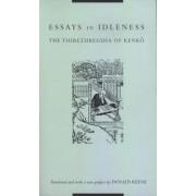 Essays in Idleness by Donald Keene