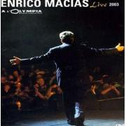Enrico Macias - Live a L'Olympia 2003 (0602498184172) (1 DVD)