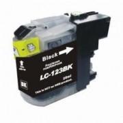 Brother LC123 Black utángyártott tintapatron