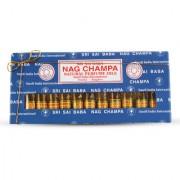 Smell India International Nag Champa Perfume Oil Pack Of 6 Eau de Parfum - 120 ml
