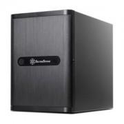 Carcasa NAS SFF mini-ITX Silverstone DS380 Black