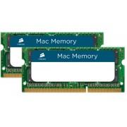 Corsair CMSA8GX3M2A1066C7 8GB DDR3 1066MHz SO-DIMM (2 x 4 GB)
