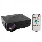 GM60 Mini HD Proyector digital c/ HDMI? USB SD - Negro