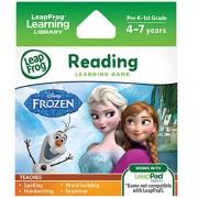 LeapFrog Disney Frozen Learning Game (for LeapPad Tablets) by LeapFrog Enterprises