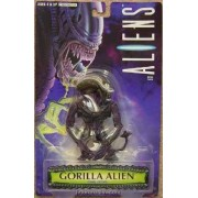 "6"" Gorilla Alien Action Figure - Grabs Victims! - Aliens: The Movie Series 4"