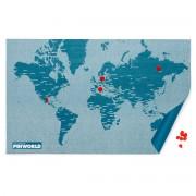 Palomar - Pin World, light blue, standard