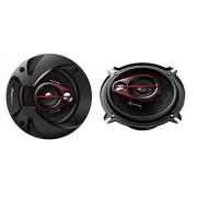Pioneer TS-R1350S Altavoces para coche, negro