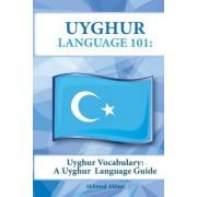 Uyghur Vocabulary by Akhmad Akhun