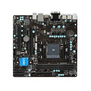 MSI A88XM-E35 V2 Scheda Madre, Nero