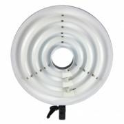 Fancier RFL-3 - lampa cu tuburi circulare 80W