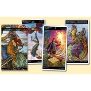 Universal Fantasy Tarot/Tarot Universal de Fantasia by Lo Scarabeo