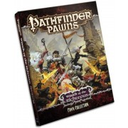 Pathfinder Pawns: Wrath of the Righteous Adventure Path Pawn Collection, Hardcover