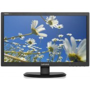 "Monitor LED Lenovo ThinkVision 21.5"" E2224, Full HD (1920 x 1080), VGA, DVI, 8 ms (Negru)"