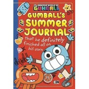 Gumball's Summer Journal That He Definitely Finished All on His Own by Eric Luper