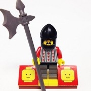 MinifigurePacks: Lego Castle Fright Knights Bundle (1) FRIGHT KNIGHT (1) FIGURE DISPLAY BASE (1) FIGURE ACCESSORY