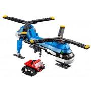 LEGO Elicopter cu rotor dublu (31049)