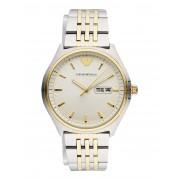 メンズ エンポリオ アルマーニ 腕時計 ホワイト