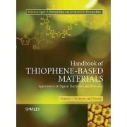 Handbook of Thiophene-based Materials by Igor F. Perepichka