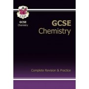 GCSE Chemistry Complete Revision & Practice (A*-G Course) by CGP Books