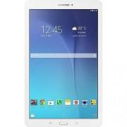 Tableta Galaxy Tab E T560, 9.6'' TFT Multitouch, Cortex Quad-core 1.3GHz, 1.5GB RAM, 8GB, WiFi, Bluetooth, Android, Alb