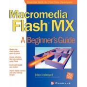 Macromedia Flash MX by Brian Underdahl