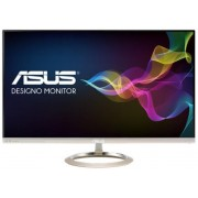 "Monitor IPS LED ASUS 27"" MX27UC, Ultra HD (3840 x 2160), HDMI, DisplayPort, 5 ms, Boxe (Negru/Auriu)"