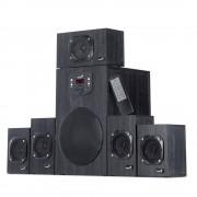 Boxe SW-HF5.1 4500, 5.1, 125W RMS, Negre