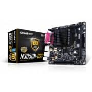 Tarjeta Madre Gigabyte mini ITX GA-N3050N-D2P (rev. 1.0), S-1170, Intel Celeron N3050 Integrada, HDMI, USB 2.0/3.0, 2x 8GB DDR3