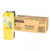 Kyocera Original Kyocera Toner TK-820Y yellow - reduziert