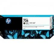 HP 726 300-ml Matte Black Ink Cartridge - CH575A
