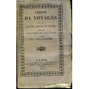 Choix De Voyages Dans Les Quatre Parties Du Monde. Tome 15 : Mer Du Sud, 3ème Partie