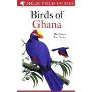 Vogelgids Ghana - birds of Ghana | Christopher Helm