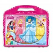 Clementoni - valigetta princess -12 cubi