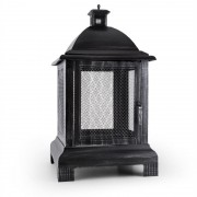Blum Feldt Loreo cămin de grădină vatră Lantern Garden Cuptor oțel