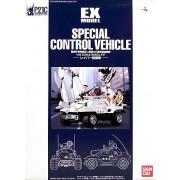 Bandai (BANDAI) EX model movement police Patlabor EX-03 MODEL KIT lei bar conduct car 1/35 scale plastic model (japan import)