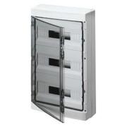 Gewiss GW40105 - Caja para cuadro eléctrico Color blanco