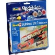 Macheta Revell Model Set Fokker Dr.1 Triplane