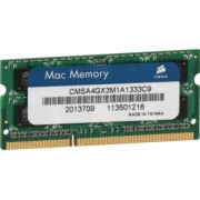 CR SDDR3 4GB 1333 CMSA4GX3M1A1333C9