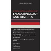 Oxford American Handbook of Endocrinology and Diabetes by Boris Draznin