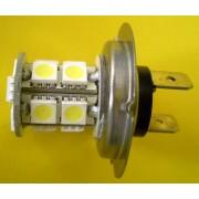 Bec auto H7 LED alb