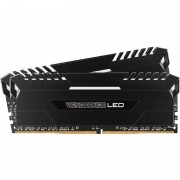 Memorie Corsair Vengeance LED White 16GB DDR4 3000 MHz CL15 Dual Channel Kit